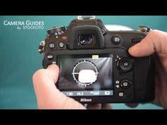 How to set a custom white balance preset on the Nikon D7100 - YouTube