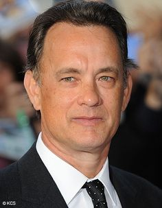 "Thomas Jeffrey ""Tom"" Hanks (born July 9, 1956. Born in Concord, California)"