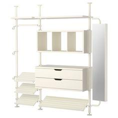 STOLMEN 2 elementen - IKEA
