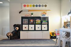 IHeart Organizing: Reader Space: Painting a Place to Play