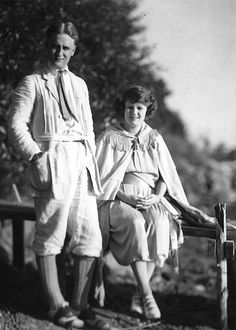 Scott Fitzgerald and Zelda Sayre married on this day, April 3, in 1920.