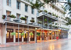 Enjoy upscale luxury in a prime location at Bluegreen Vacations Club La Pension, an Ascend Resort in New Orleans, LA.