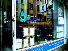 Kahvila Suomi, Helsinki