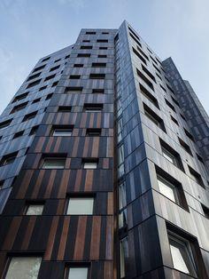 Gallery - Helsingkrona Student Nation and Housing / FOJAB arkitekter - 11