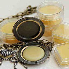 Huele delicioso todo el día gracias a este perfume sólido que puedes hacer con tus propias manos #aroma #parfume #DIY
