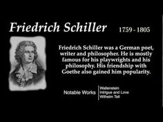 Quotes by the influential German philosopher Friedrich Schiller - Friedrich Schiller, Playwright, Smart People, Don't Give Up, Natural History, Biology, 18th Century, Philosophy, Meant To Be