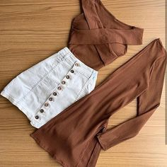 Trendy Outfits for Teens Cute Casual Outfits, Girly Outfits, Mode Outfits, Skirt Outfits, Pretty Outfits, Stylish Outfits, Teenage Outfits, Teen Fashion Outfits, Outfits For Teens