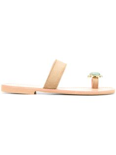 Shop Christina Fragista Sandals Aegina sandals .