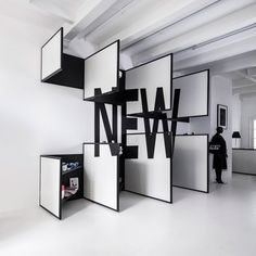 Frame Store by i29 | Amsterdam