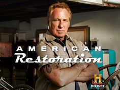 American Restoration is an American reality television series airing on the History channel. The series  chronicles the daily activities at Rick's Restorations, with its owner Rick Dale, his staff, and teenage son, as they restore various vintage items to their original condition.