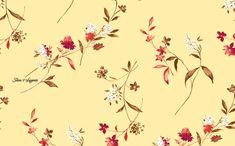 Floral Print Wallpaper | Flower Print Wallpaper