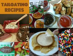 Keep your game day feast quick and easy with these tailgate recipes.