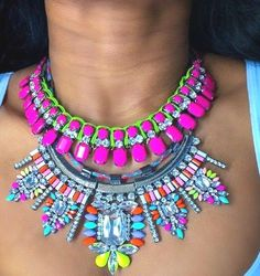necklace trends assortments, Stylish eye catching statement necklaces http://www.justtrendygirls.com/stylish-eye-catching-statement-necklaces/