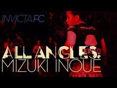 All Angles: Mizuki Inoue vs Bec Hyatt | MMA WMMA kick boxing