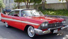 Christine – 1957 Plymouth Belvedere
