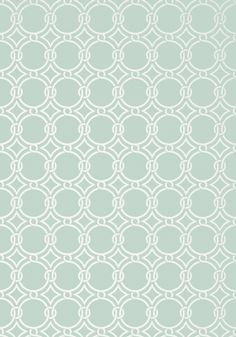 Gilon #wallpaper in #aqua from the Geometric Resource 2 collection. #Thibaut