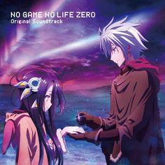 No game No life Zero Riku and Shuvi