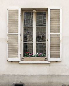Paris Photography The White Window French Art