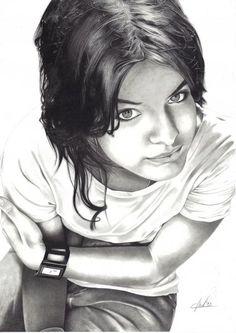 Retrato de cumpleaños - Retratos | Dibujando.net