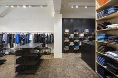 SUN68 store by C&P Architetti Bologna  Italy