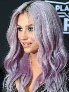 First it was Nicole Richie. Then Kelly Osbourne went lilac, too. And then so did everyone else (look... - GETTY IMAGES