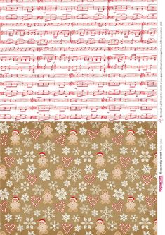 Free gingerbread printable papers from Papercraft Inspirations 172 – Papercraft Inspirations – Scrapbooking Printable Scrapbook Paper, Digital Scrapbook Paper, Printable Paper, Digital Papers, Free Background Patterns, Free Christmas Printables, Free Printables, Parchment Cards, Christmas Paper Crafts