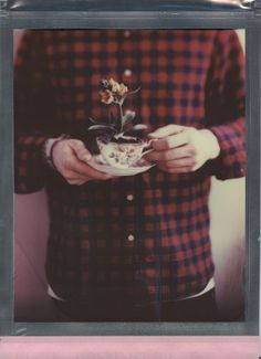 taken by Abigail Smithson using Impossible 8x10 film