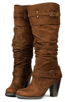 2 Pairs of Heels or Boots - $39.95 SHIPPED!!! Less Than Payless!