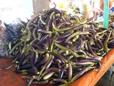 PINAKBET REPUBLIC :: Exotic Ilokano Food: idiay tiendaan, public market