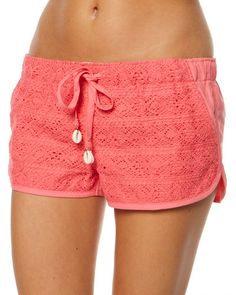 SURF DIVE 'N' SKI | JETTY SURF - WOMENS - SHORTS - BOARDSHORTS - FOR THE THRILL SHORT BY BILLABONG IN CORALSEA