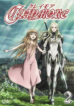 #anime #manga #claymore