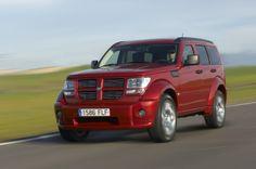 Dodge Nitro EU-spec '2007–10