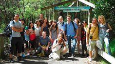 Unsere Sprachschüler in Brisbane auf einem Ausflug. Friends forever! https://www.steinfels.de/sprachreisen/erwachsene-englisch-australien-brisbane.html #Sprachreise #Brisbane #Sprachschüler #Steinfels #Ausflug #Australien