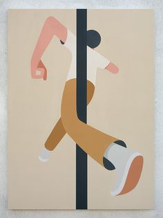 Geoff McFetridge has a well-honed knack for distilling imagery down to its most basic form...