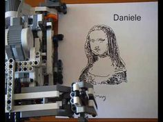 Cool Robots to make with a Lego Mindstorm Kit