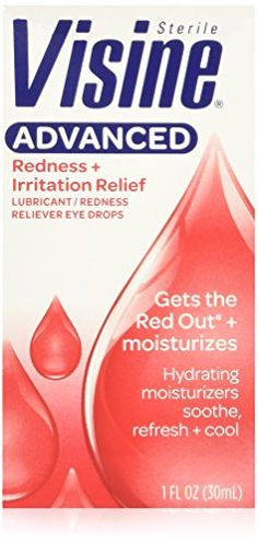 Visine Sterile Advanced Redness  Irritation Relief Eye Drops 1fl oz Pack of 3 >>> Find out more about the great product at the image link.