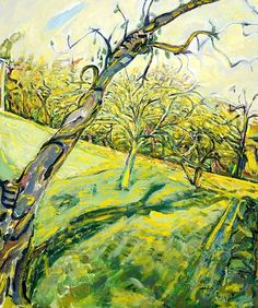 Bernard Chaet The Orchard, 1961