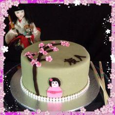 japanese themed kids party | Cake Decorating Ideas - Best Cake Ideas