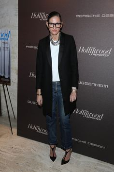 11 Style Lessons We Learned from Jenna Lyons Throughout her J.Crew Tenure - Fashionista