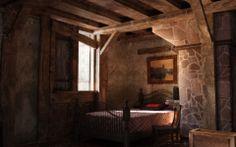 Sunny Villa Bedroom (Rendered)