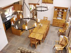 The Hayloft at Maddocks Farm Organics, Devon. Guests receive a complimentary welcome pack including a selection from our organic range as well as a complimentary Devon cream tea http://www.organicholidays.com/at/2854.htm