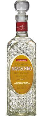 the maraschino liqueur I DID get :/