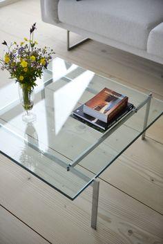 PK 61 bord, og gulvet! <3
