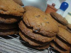 My Thin and Crispy Chocolate Chip Cookies
