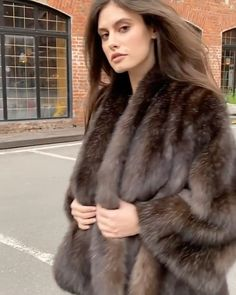 Fur Coats, Fur Fashion, Fur Jacket, Woman, Coats, Dressing Up, Fur Coat, Leather Jackets