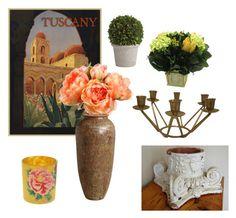 Florence/Tuscany Wedding Table