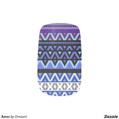 Aztec Minx ® Nail Wraps