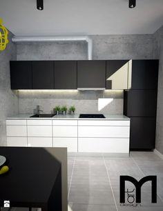 Kuchnia styl Nowoczesny - zdjęcie od Mart-Design Architektura Wnętrz - Kuchnia - Styl Nowoczesny - Mart-Design Architektura Wnętrz