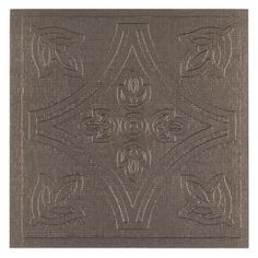 Null Vinyl 4 In X 4 In Self Sticking Wall Decorative