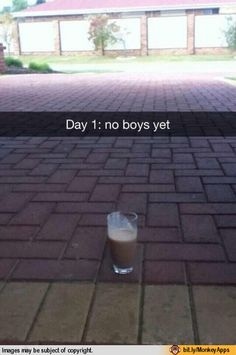 My milkshake brings all the boys to the yard #Fail